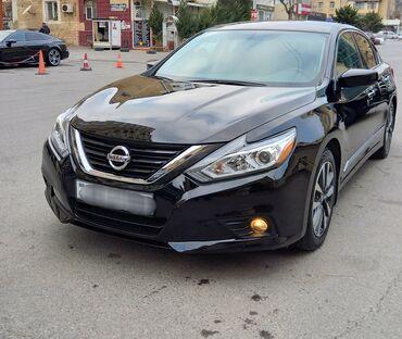 bez materiallı döşəklər - Azərbaycan: Nissan Altima 2.5 l. 2017   47500 km
