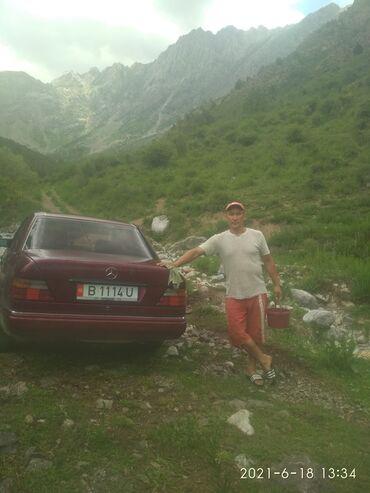 Транспорт - Каныш-Кия: Mercedes-Benz W124 2.3 л. 1991