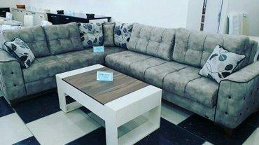 Bakı şəhərində Kunc divan ,ölcu 300x240,acilan bazali,fabrik istehsali.