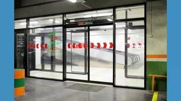 Автоматические раздвижные двери. Срочно в Бишкек