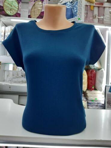 футболка-турция в Кыргызстан: Акция 4 +1=5 При покупке 4 шт. футболки, пятая в подарок  Мягкая и неж