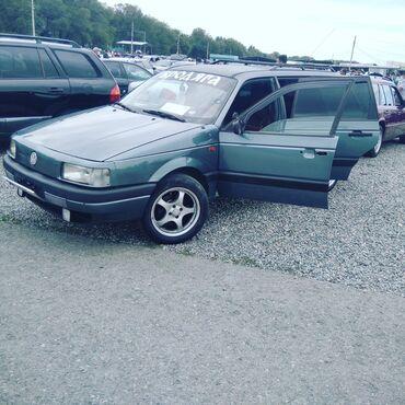 диски borbet в Кыргызстан: Volkswagen Passat 1.8 л. 1990 | 123456 км