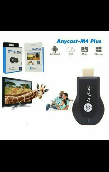 Медиаплеер Anycast M4 Plus- это компактный в Бишкек