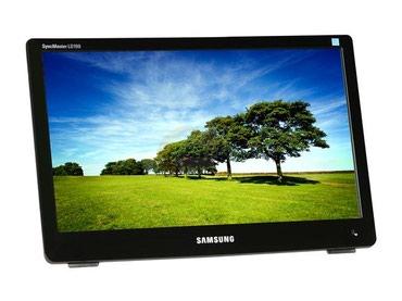 бу монитор samsung в Кыргызстан: Монитор Samsung SyncMaster LD190NLD190N LCD Monitor с временем