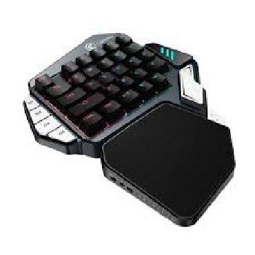 cherry mx в Кыргызстан: Игровая клавиатура gamesir z1 cherry mx red - это линейные переключате