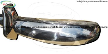 Volvo PV 544 Euro year (1958-1965) bumpers stainless steel in Amargadhi  - photo 2