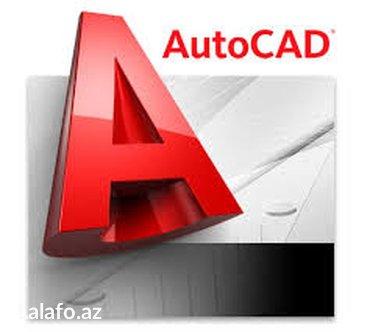 Bakı şəhərində Autocad programi 16ders tedris olunur , (8ders-2d; 8ders-3d) sonraki