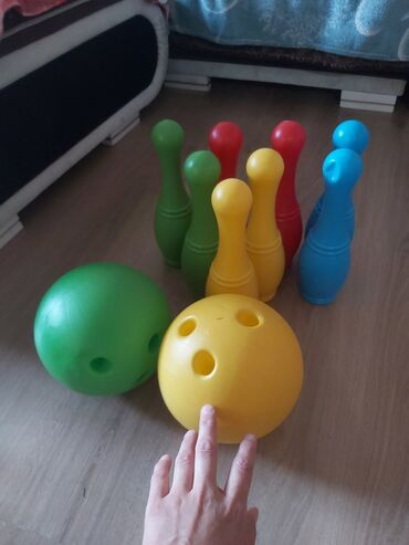 345 объявлений: Детский боулинг