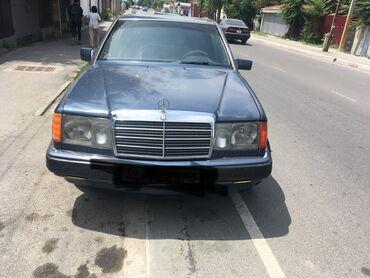 Mercedes-Benz W124 2.8 л. 1993 | 350000 км