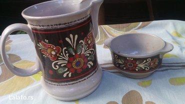 prelep porcelanski set  - Cuprija - slika 2