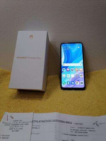 Huawei ets 668 - Srbija: Huawei P smart PRO 20206/128 Garancija d0 05.2022.Full oprema full