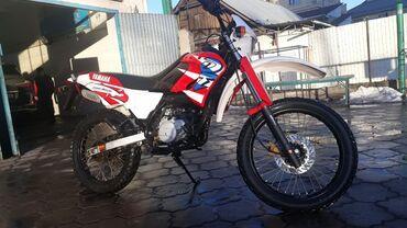 мопед yamaha в Кыргызстан: Продаю Мотоцикл Эндуро   YAMAHA DT 125 (ENDURO)  Двигатель   Количест