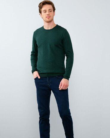 Мужские свитера в Кыргызстан: Свитер от Поло Оригинал % Размеры есть. Цена 1600
