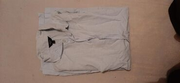 Muška odeća | Vrbas: Nova lanena kosulja, MEXX, velicina L.Licno preuzimanje ili slanje