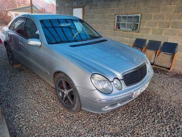 прицеп автомобильный в Кыргызстан: Mercedes-Benz E 220 2.2 л. 2004 | 2 км