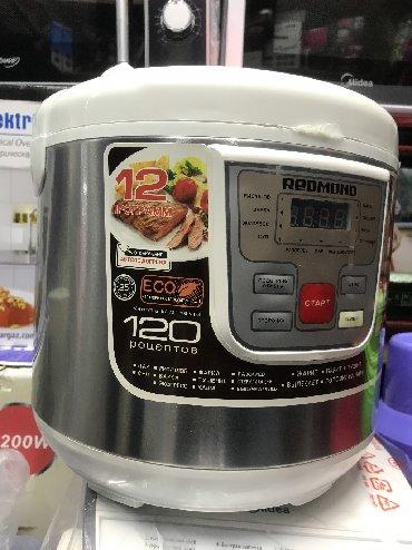 Мультиварка 12 программ 120 рецептов, 6 литр в Бишкек