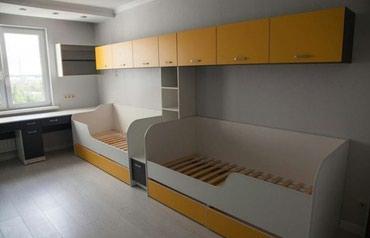 Мебель для детской комнаты в короткие сроки и по доступной цене