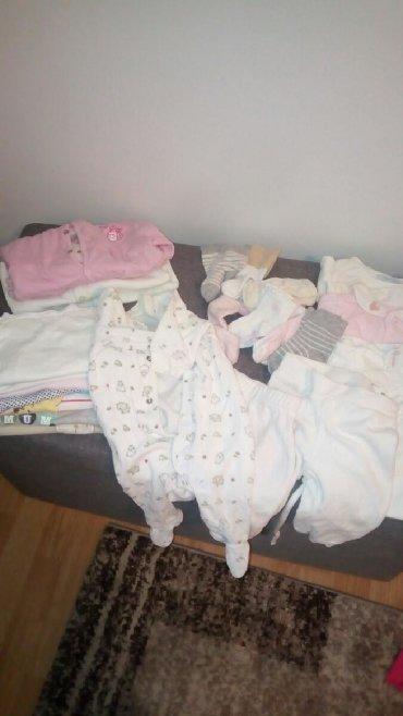 Bebi-dol-ves - Srbija: Paket bebi stvari vel 58,ima svega sve je iz Svajcarske predivno je