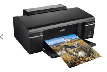 принтер epson m1200 в Кыргызстан: Продаю принтер epson stylus p50, 6-цветный. струйный. проблемы с