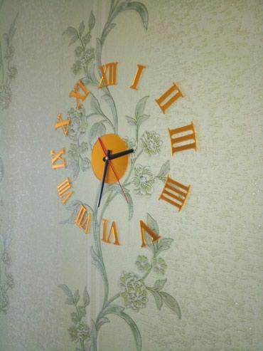 Sumqayıt şəhərində Dekor Divar Saati