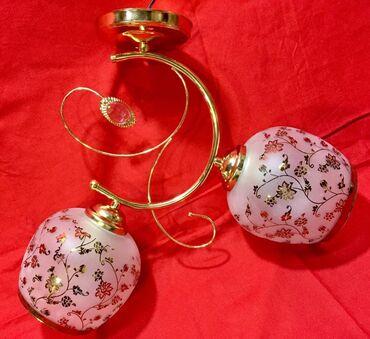 2 lampalı listura çilçıraq