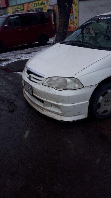 Honda Odyssey 2.3 л. 2001 | 280000 км