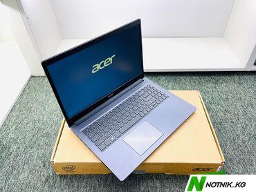 переходник для наушников ноутбук в Кыргызстан: Ноутбук новый-Acer-модель-aspire A315/57G-процессор-core