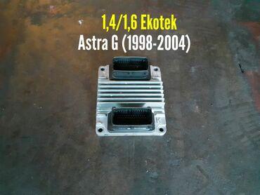 alfa romeo giulietta 1 6 mt - Azərbaycan: Opel Astra G 1,4 və 1,6 Ekotek Motor Beyini