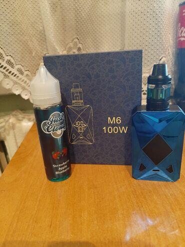 защитное стекло на meizu m6 в Кыргызстан: Продаю vape m6 100w ползовался 5 дней в идеальном состоянии, полный