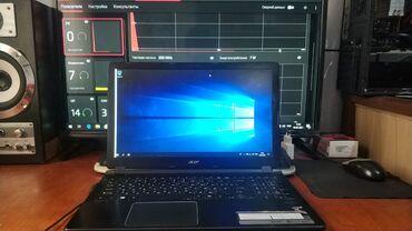 Компьютеры, ноутбуки и планшеты - Бишкек: Acer Aspire V5-552Gосновные тх:процессор - AMD A8 5557M, 2.1 GHz, 4