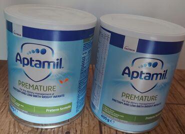 Medicinski proizvodi - Srbija: Na prodaju Aptamil premature,na jednoj kutiji je rok 9.11.2021,a na