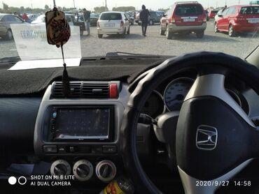 купить гос номер бишкек в Кыргызстан: Honda Fit 1.3 л. 2004