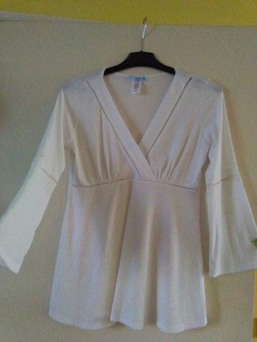 Tunika novo nikad obuceno,bela,veoma lepa,pogledaj moje oglase za vise - Sombor