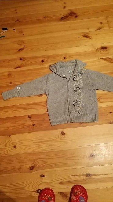 женские-серые-свитера в Азербайджан: Jaket 6-7 yaşa