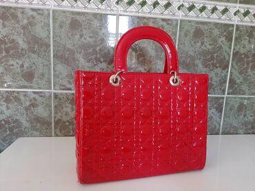Oprema   Kragujevac: Crvena torba. dimenzije 30x33x12. novo