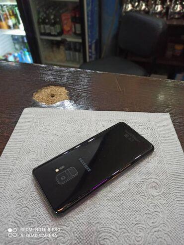 Samsung Galaxy S9 | 64 ГБ | Черный | Б/у | Сенсорный, Отпечаток пальца, Две SIM карты