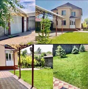 теплый пол электрический цена в бишкеке в Кыргызстан: 175 кв. м, 6 комнат, Гараж, Утепленный, Теплый пол