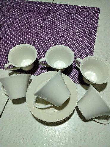 Bmw x6 m50d servotronic - Srbija: Solje za kafu ima 6 soljica i 5 tacnica jedna se razbila uplata pa