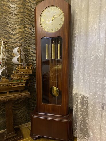готовые частные дома в Азербайджан: Часы для дома
