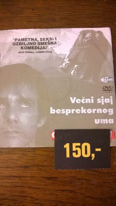 Dvd film vecni sjaj - Belgrade