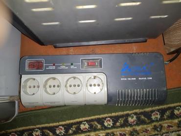 бу ковер в Кыргызстан: Сетевой фильтр стабилизатор бу