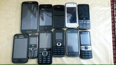 Bakı şəhərində Telfonlarin elesi var islemir. Amma islek veziyete getirmek olar. Yung
