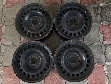 диски мерседес r15 в Кыргызстан: R15!!! Диски Mercedes Benz w202,w210!!! R15 вылет ЕТ37 сверловка