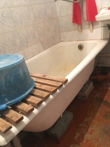 Ванна чугунная советская размеры ( в Бишкек