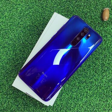 Б/у Xiaomi Redmi Note 8 Pro 128 ГБ Синий