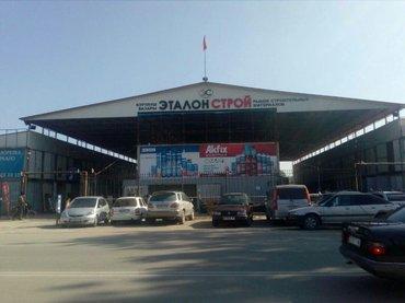 контейнер на строительном рынке Эталон Строй (старый толчок). два 20 т в Бишкек
