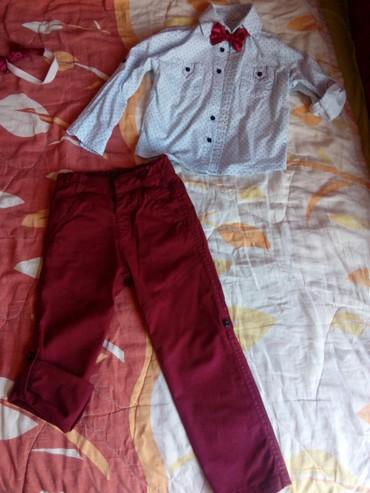 Dečija odeća i obuća   Bajina Basta: AKCIJA !!!!Presladak kompletic,velicina 5! Nosen samo na par sati