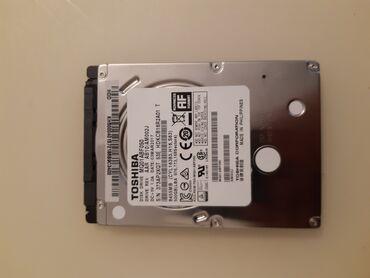 Sərt disklər və səyyar vincesterlər - Azərbaycan: Toshiba Disk Drive   500 GB