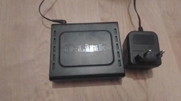 Xırdalan şəhərində Dlink modem wifi yoxdu