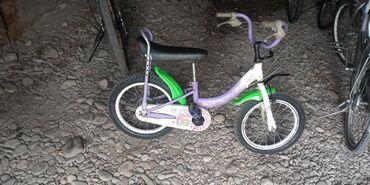 детский деревянный стул купить в Кыргызстан: Детский велосипед от 6 до 9
